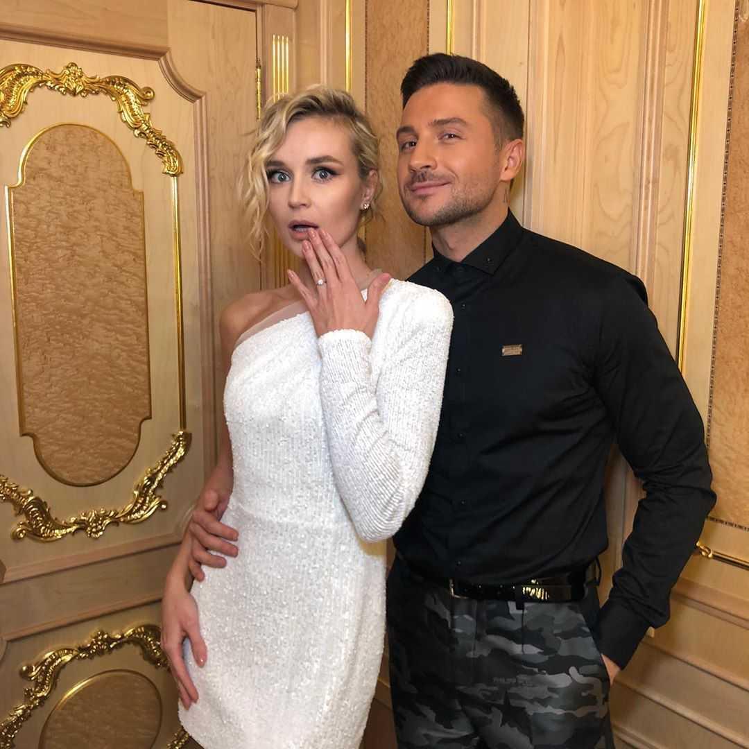 «Вы с Полиной отлично смотритесь!»: Лазарев и Гагарина спровоцировали слухи о романе