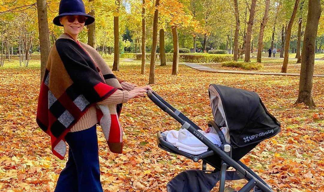 Татьяна Брухунова нарвалась на критику, оставив сына в опасности