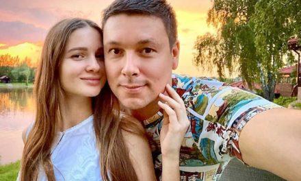 Звезда «Дома-2» Андрей Чуев стал отцом и показал новорождённого сына