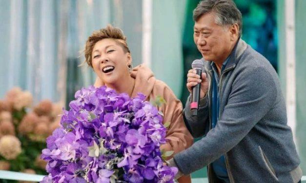 Анита Цой едва не развелась с мужем