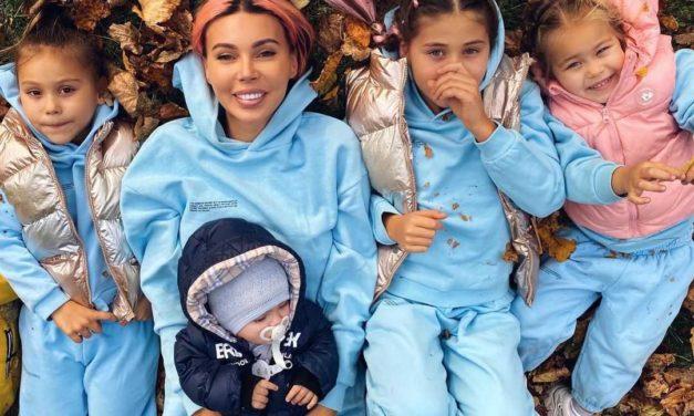 «На Крида!»: Фанаты гадают, на кого похожа младшая из дочерей Оксаны Самойловой и Джигана