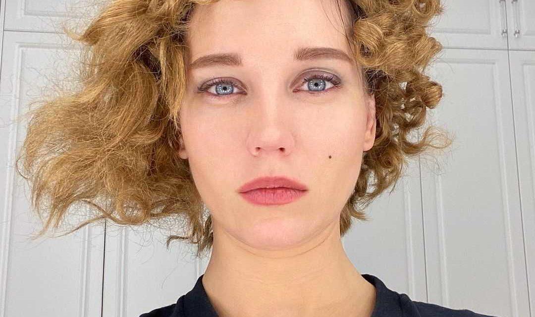Кристина Асмус показала себя на «бесстыжей фотке»