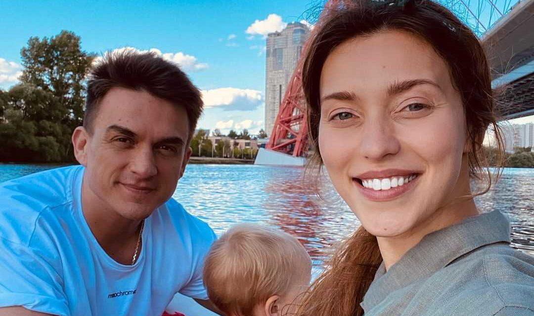Регина Тодоренко провела День всех влюбленных в больнице с ребенком