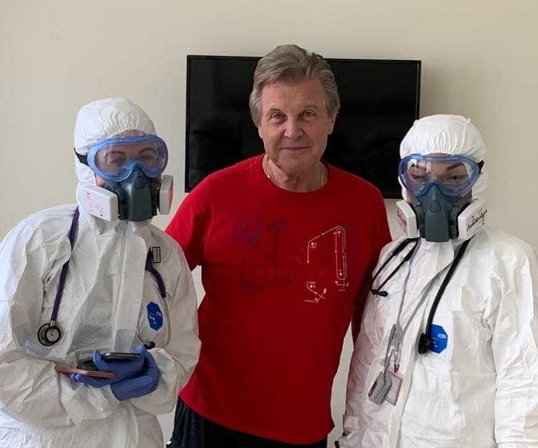 Лев Лещенко раскритиковал Дину Саеву из-за поздравления ветеранов