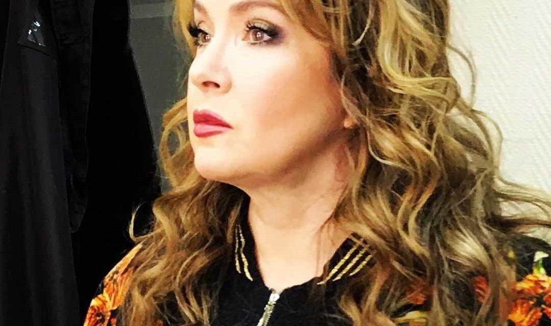 Актрису Веру Сотникову госпитализировали в больницу