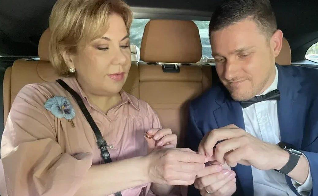 Марина Федункив призналась в том, что новый муж спас её от алкоголизма